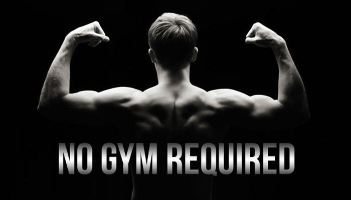 antrenament fara greutati