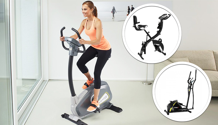 bicicleta fitness verticala