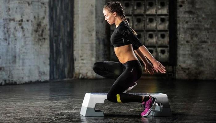 stepper reebok fitness aerobic
